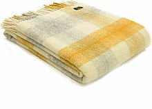 Tweedmill Textiles Meadow Check KNEE RUG Throw
