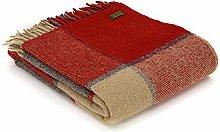 Tweedmill Textiles Throw Blanket -100% Pure New