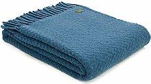 Tweedmill Textiles Wafer KNEE RUG Throw Blanket