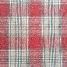 Tweedy Stirling Tartan Check Fire Retardant