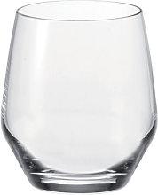 Twenty 4 Whisky glass by Leonardo Transparent