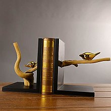 TWFY Decorative Book Ends 2 Creative Resin Bookend
