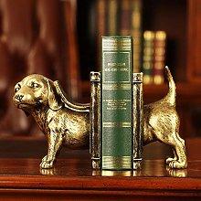 TWFY Decorative Book Ends Antique Style Retro