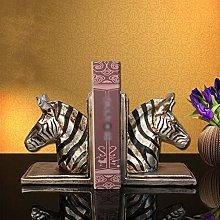 TWFY Decorative Book Ends Office 2 Pcs Art Bookend