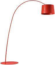 Twiggy Floor lamp - LED by Foscarini Red