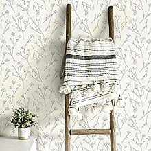 Twigs Twig Adhesive Wallpaper