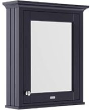 Twilight Blue 600mm Mirror Storage Cabinet -