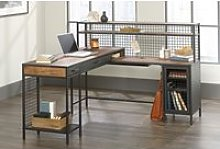 Twilight L Shaped Desk, Free  Delivery