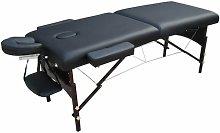 Twilight Portable Massage Table (Beige) - Tahiti