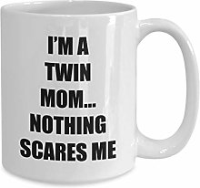 Twin Mom Mug for Twin Mom Gift for Twin Mom Coffee