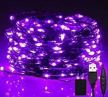 Twinkle Star 200 LED 66ft Halloween Fairy String