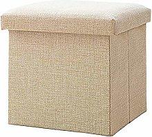 TXDIRECT foot stool pouffe small ottoman storage