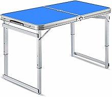 TXX Desk Folding Table with Umbrella Hole,