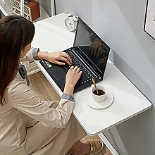 TXX Desk Wall Mounted Folding Table,Wooden Fold up