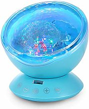TXX Sea Dream Projection Night Light,Led