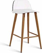 TXXM Bar Stool Creative Bar High Chair Bar Stool