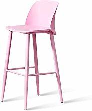 TXXM Bar Stool Modern Minimalist Bar Chair Front