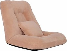 TXXM Lazy Sofa Leisure Foldable Single Back
