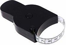TYBXK Tape Measure 2pc 150cm Retractable Ruler