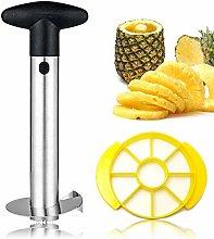 Tyelany Pineapple Knife, Pineapple Corer Slicer,