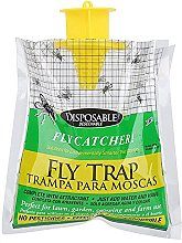TYESHA Fly Traps Bag,Hanging Red Top Moth Insect