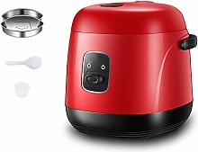 TYI -1.2L Electric Rice Cooker with Steam & Rinse