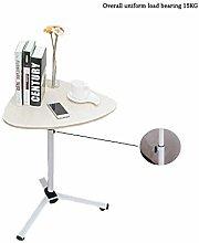 TYJIAJU Bed Laptop Desk Simple Nightstand
