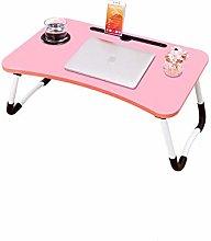 TYJIAJU Child Desk Laptop Table Multifunction