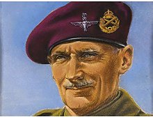 Tymim Faces WWII War UK General Montgomery Large