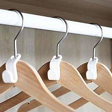TYOLOMZ 1~6Pcs Closet Clothes Rack Multi Layer