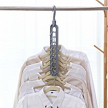 TYOLOMZ Multifunction Circle Clothes Hanger