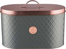 Typhoon Henrik Copper Lid Bread Bin