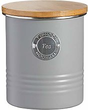 Typhoon Living Airtight Tea Storage Canister with