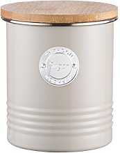 Typhoon Living Sugar Canister 1L Putty