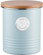 Typhoon Living Tea Canister 1L Blue