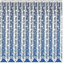Tyrone Textiles Ltd Corsica - White All Over