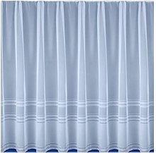 Tyrone Textiles Ltd Hudson - White Semi-Plain