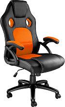 Tyson Office Chair - black/orange