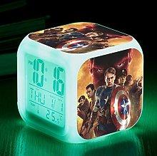 TYWFIOAV Alarm clock, cool for children, digital