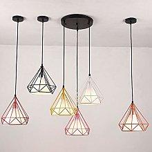 TYXL chandelier Creative Cloth Personality Color