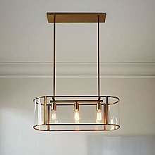 TYXL chandelier Modern Creative Simple Gold-plated