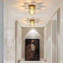 TYXL chandelier Nordic-wide Copper Handmade