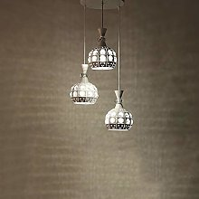 TYXL chandelier Personality Creative White Wrought