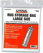 U-Haul Large Rug Storage Bag (Fits Rugs up to