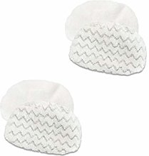 U-kitz 6Pc Replacement Steam Mop Pads for Bissell