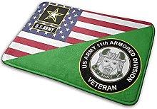 U.S. Army Veteran 11th Armored Division Non-Slip