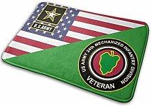 U.S. Army Veteran 24th Mechnized Infantry Division