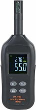 UA963 Digital Temperature Humidity Meter Monitor