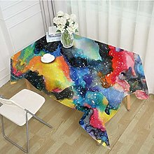 UAANG Table Cloth Party,Washable Table Cloth