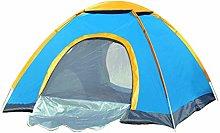 Ububiko Tent Beach Tent, Compact 5 Man Sun Tent,